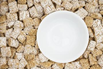 Healthy whole grain cereal