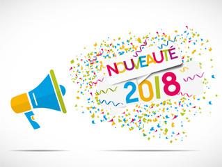megaphone : nouveauté 2018