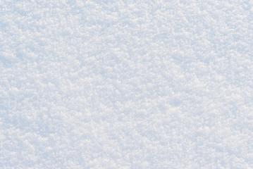 Winter white snow background