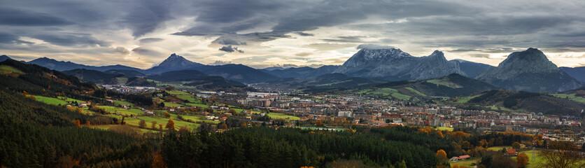 Durango panoramic view