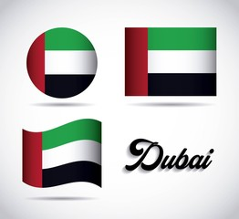 united arab emirates national flag