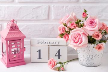 St. Valentine Day  postcard