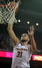 NCAA Basketball: Santa Clara at Southern California