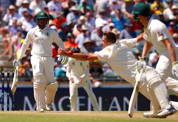 Cricket - Ashes test match - Australia v England - WACA Ground, Perth, Australia