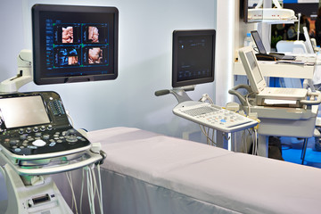 Medical equipment for ultrasound