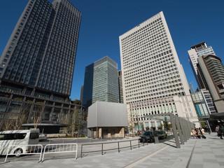 東京駅 丸の内駅前広場