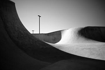 Concrete Skateboard