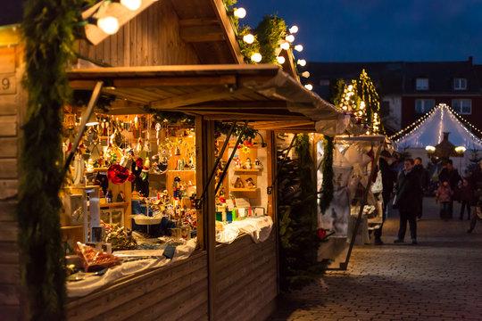 Weihnachtsmarkt in NRW Deutschland