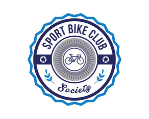 Modern Cycling Sports Club Badge Logo