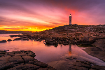 Subbe lighthouse