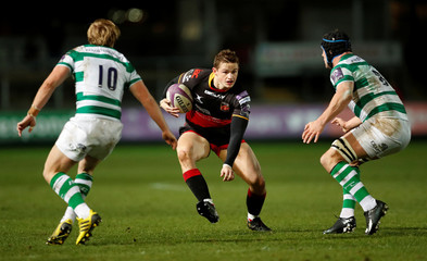 European Challenge Cup - Dragons vs Newcastle Falcons