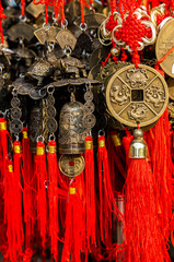 chinese rich amulet for chinese new year
