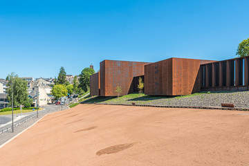 Soulages Museum in Rodez, France