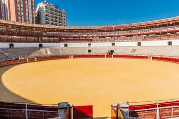 Plaza de Toros, Malaga, Spain, Corrida arena