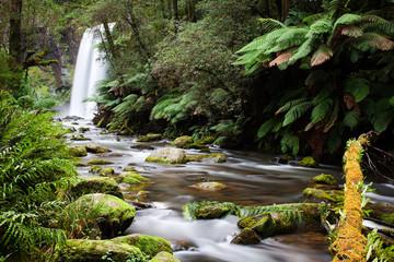 Hoptoun Falls in landscape orientation