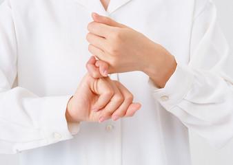 Sign language gestures