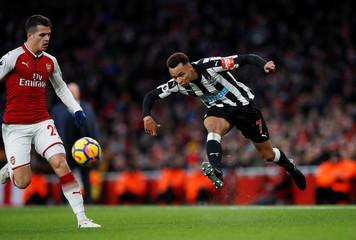 Premier League - Arsenal vs Newcastle United