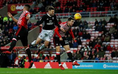 Championship - Sunderland vs Fulham