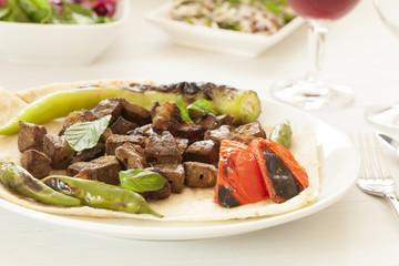 turkish kebab cuisine