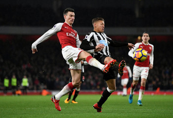Premier League - Arsenal vs Newcastle United