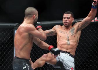 MMA: UFC Fight Night-Winnipeg-Trujillo vs Makdessi