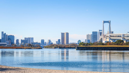 Visiting Tokyo in Japan