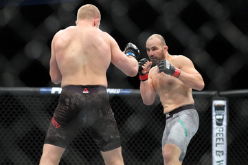 MMA: UFC Fight Night-Winnipeg-Cirkunov vs Teixeira
