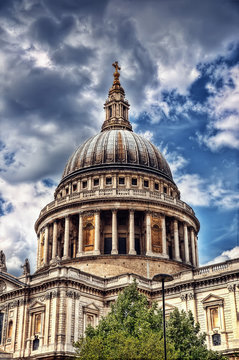 St Pauls Cathedral London United Kingdom