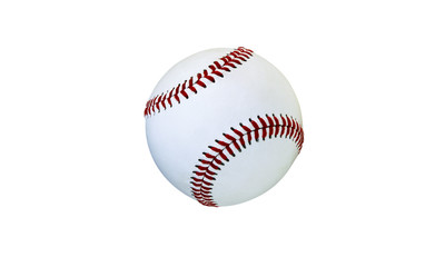 Baseball Isolated on White Background 2