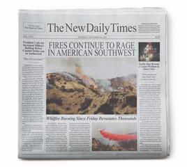 Fake Newspaper Front Page, Fake Articles, Fake Headlines, Fake Publication