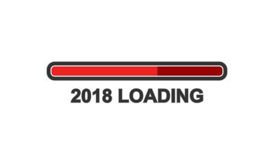 2018 Ladebalken - Schwarz/ Rot