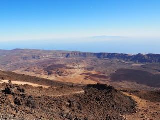 Mount Teide on Tenerife