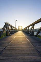 Magdeburg - Hubbrücke