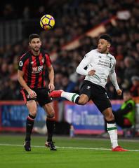 Premier League - AFC Bournemouth vs Liverpool