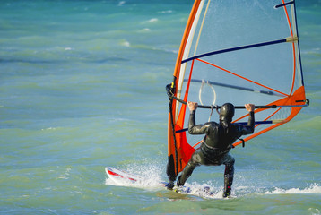 Windsurfing, Fun in the sea, Extreme Sport