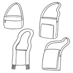 vector set of bag