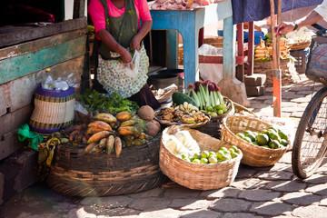 Market place, Granada, Nicaragua