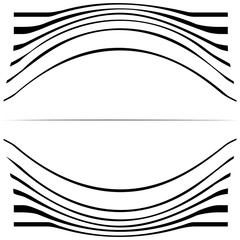 Striped background or pattern