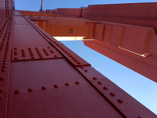 Golden Gate Bridge Details