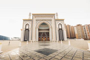 Mosk in Astana, Kazakhstan