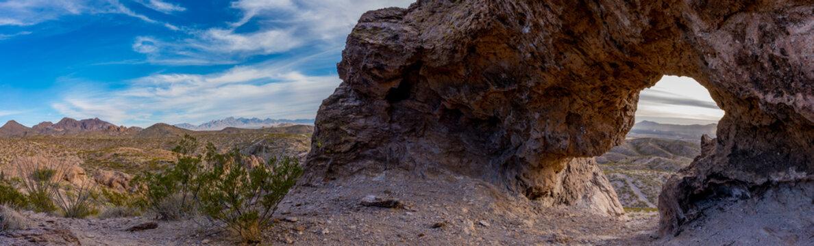 Desert Arch, New Mexico