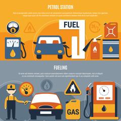 Fuel Pump Flyer Set