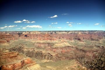 Beautiful Landscape of the Grand Canyon - Arizona -- USA
