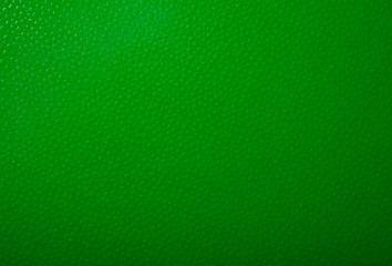 Texture of green paper for background. Textured with convex balls