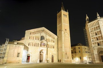 Parma Cattedrale di Santa Maria Assunta