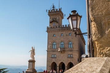 Palazzo del Governo, Città di San Marino, Repubblica di San Marino