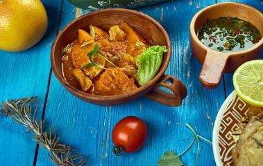 Maghreb Mahfe stew