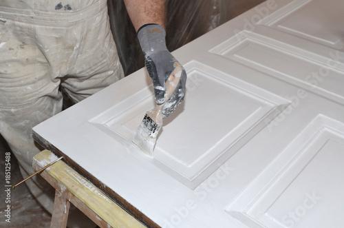 Tür Streichen tür streichen stockfotos und lizenzfreie bilder auf fotolia com