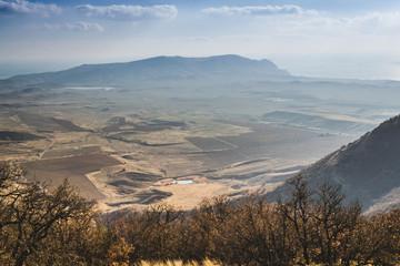 Mountain valley 3