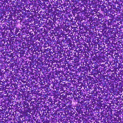 Purple glitter vector background. Violet seamless pattern for vedding invitation, sale banner. Sparkling sapphire backdrop for gift, vip and birthday card.